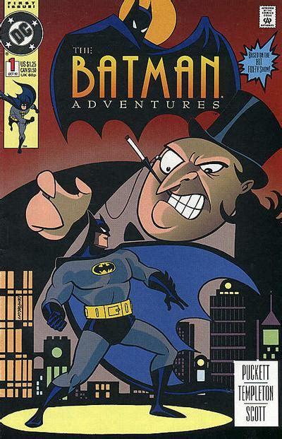 batman adventures comic book tv tropes