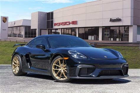 Truecar has over 875,795 listings nationwide, updated daily. Used 2020 Porsche 718 Cayman GT4 RWD for Sale (with Photos) - CarGurus