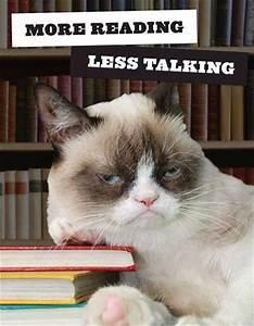 More reading, less talking. | I love books! | Pinterest ...
