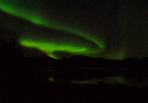 how often can you see the northern lights searching for northern lights in the yukon the travel hack
