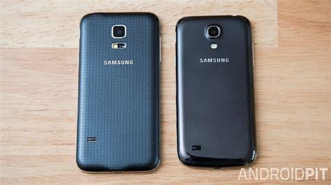 Le Torche Samsung S5 by Comparatif Samsung Galaxy S5 Mini Vs Galaxy S4 Mini Une