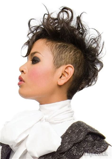Mohawk Hairstyles by Mohawk Hairstyles For Black Different Mohawk Styles