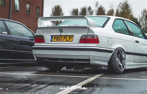 bmw m3 e36 rear bumper diffusers performance trackdays dtm racing parts stance bmw bmw m3