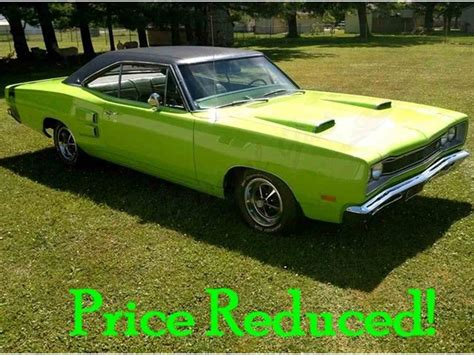 1969 Dodge Bee by 1969 Dodge Bee For Sale Classiccars Cc 876573