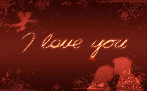 Wallpaper I Love You Collection For Free Download