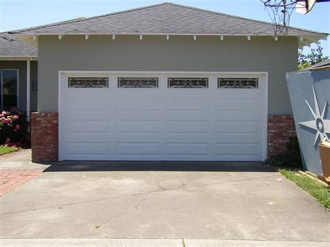 how to fix garage door panel minimum price for bent garage door panel replacement