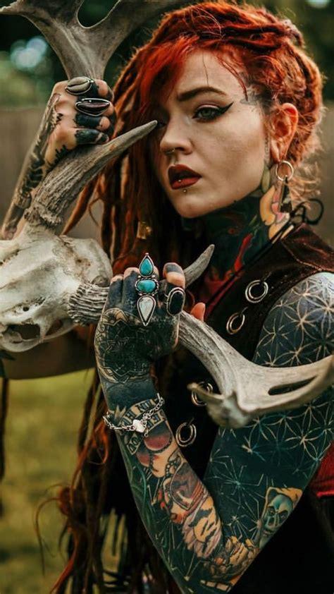 aesthetic morgan riley   dreads girl girl