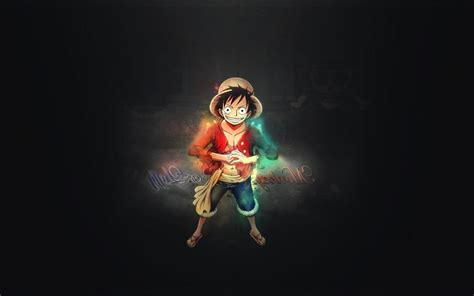Anime, Space, One Piece, Monkey D Luffy, Art
