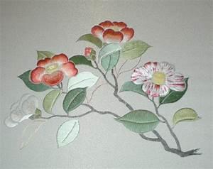 broderie japonaise de fils en dentelles et broderies With wonderful choix des couleurs de peinture 0 peinture acrylique motip couleurs au choix