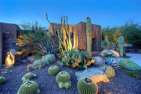 southwestern cactus garden hgtv ultimate outdoor awards