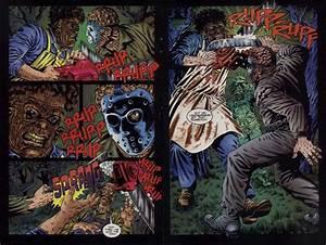 CBR Jason vs Leatherface | G33K Life