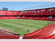 Sevilla launch an appeal against partial stadium ban