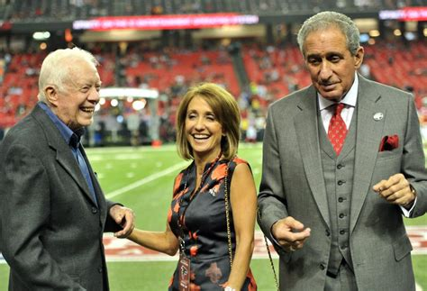 photos angela macuga wife of atlanta falcons owner