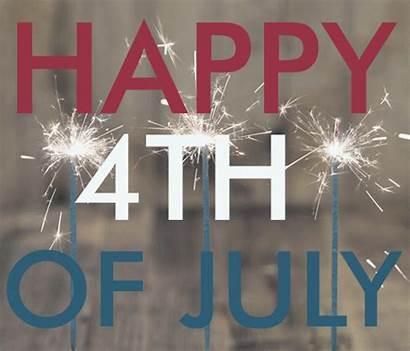 4th July Happy Fireworks Animated Sparklers Schedule