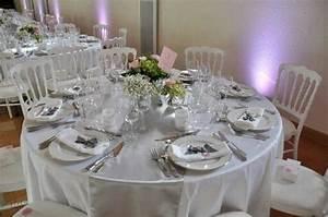 Deco Table Rose Et Gris : deco de table mariage chic et champ tre th me rose et gris ~ Melissatoandfro.com Idées de Décoration