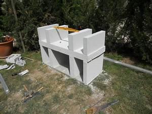Construire Barbecue Beton Cellulaire : barbecue beton cellulaire ~ Dailycaller-alerts.com Idées de Décoration