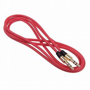 3 5mm Aux Auxiliary Cord Male To Male Stereo Audio Cable