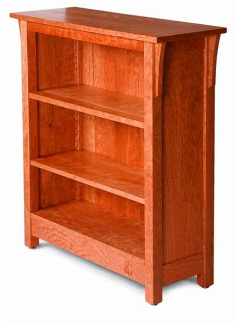 Arts And Crafts Bookcase by Free Plan Arts And Crafts Bookcase Finewoodworking