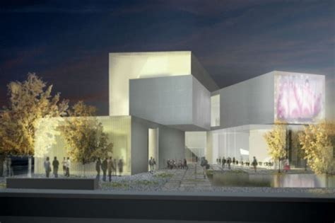 institute of modern bloch building by steven holl inhabitat sustainable design innovation eco architecture