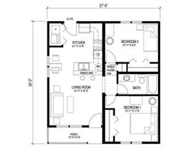 Simple Bedroom Bungalow Plan Placement by Simple Floor Plan Of A Bungalow House House Floor Plans