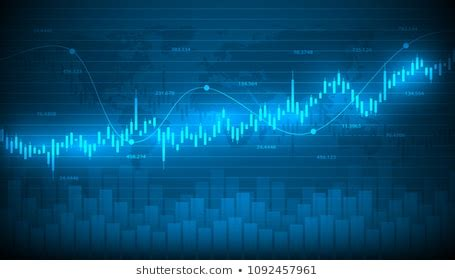 Abstract Economics Wallpaper by Increasing Graph Images Stock Photos Vectors