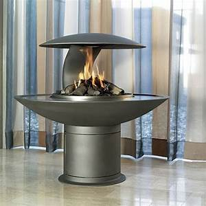 Best, Fireplace, Design, Ideas, Round, Free, Standing, Wood, Gas, Fireplaces, Uk