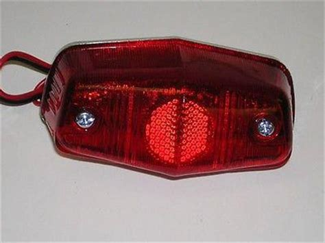 Lucas 53269 Style Tail Brake Light Replacement Assembly 12