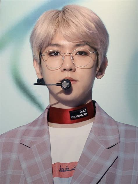 #baekhyun in 2019 Round glass Glasses Glass