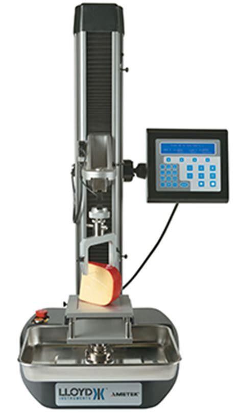 TA1 Texture Analyzer - Lloyd Instruments