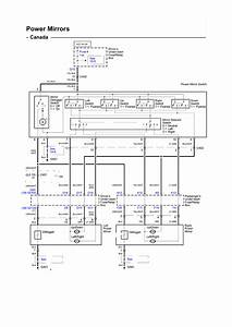 2010 Silverado Power Mirror Wiring Diagram   42 Wiring Diagram Images