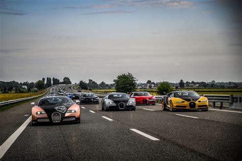 Cars, coupé — model origin Bugatti Grand Tour Day 1: Milano to Monte Carlo