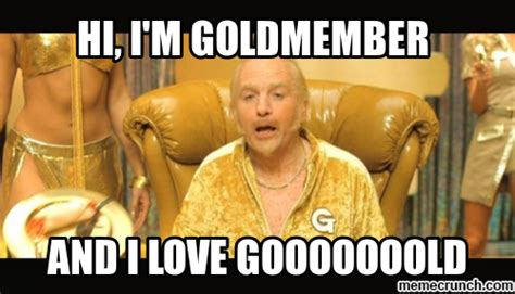 Goldmember Meme - alpha wolf capital thursday wrap