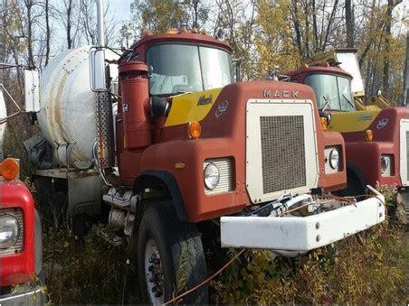 allison mack austin tx mack mixer trucks asphalt trucks concrete trucks in