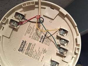 Replacing 4 Wire Smoke And Co Detector Connected To Alarm