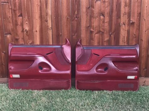 National parts depot has you covered! 92-96 Ford F-150 F150 Bronco Front Power Interior Door ...