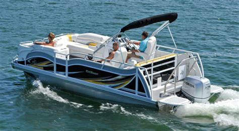 Jc Tritoon Boat Covers by Research 2015 Jc Pontoon Boats Tritoon Classic 226 On