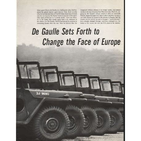 bureau de change charles de gaulle 1966 charles de gaulle vintage article quot change the