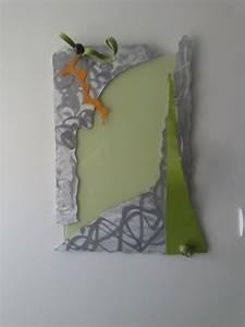 Tableau Metal Design : tableaux metal design tableau design tableau contemporain ~ Teatrodelosmanantiales.com Idées de Décoration