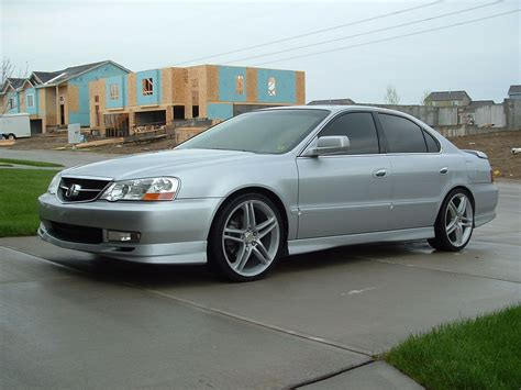 custom acura with wheels tl s 2002 fs 2003 ssm acura tl