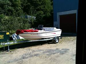 1998 Boston Whaler Boat And Trailer