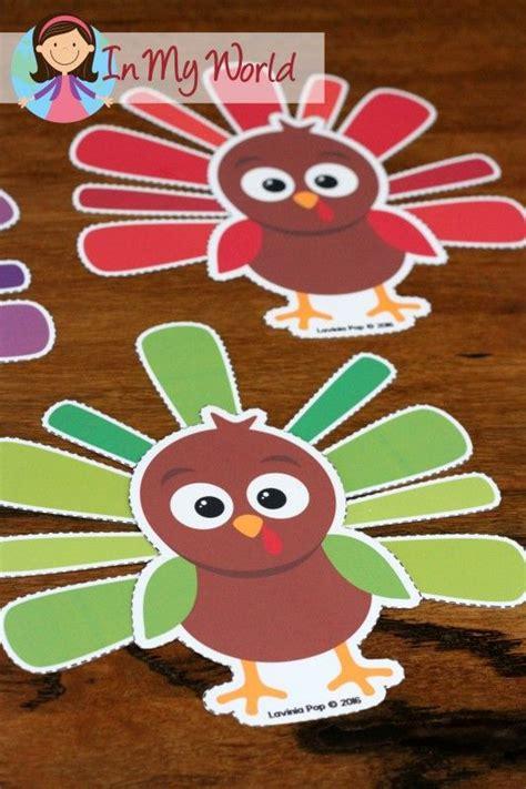 thanksgiving preschool centers teaching stuff