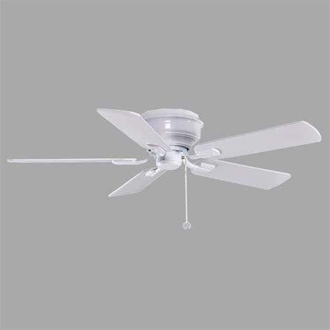 Hampton Bay Hawkins 44 in. Indoor White Ceiling Fan YG204