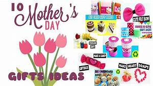 10 Amazing Mother's Day Craft Ideas - 5 Minute Crafts ...