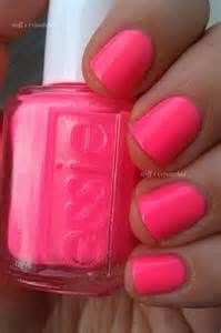 Essie Punchy Pink Nail Polish