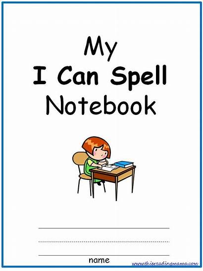 Notebook Words Spell Word Irregular Sight Those