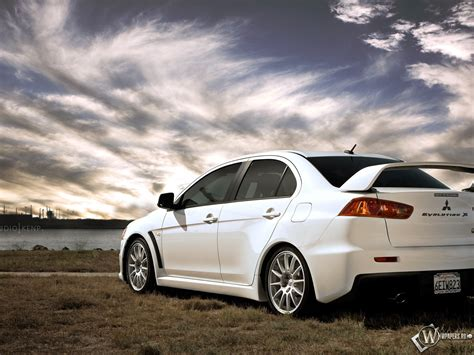Mitsubishi Evo X Wallpaper by Mitsubishi Evo X Wallpaper Wallpaper Wallpaperlepi
