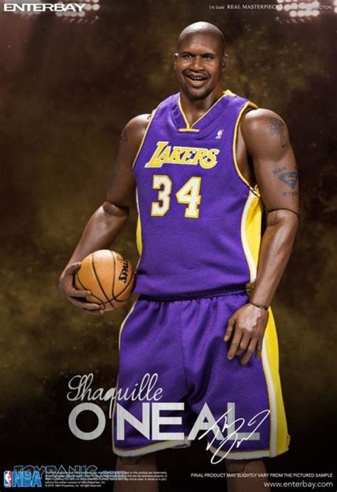 shaquille oneal action figure duo pack  myr