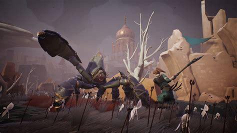 Ashen Action Rpg Inspired Journey Dark Souls