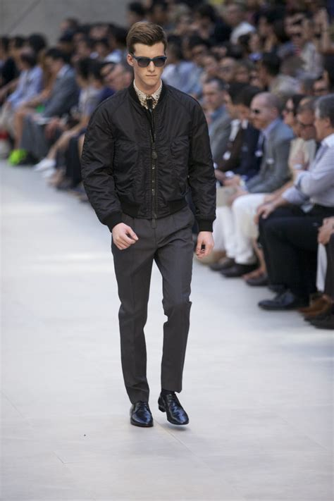 burberry prorsum spring summer  mens collection