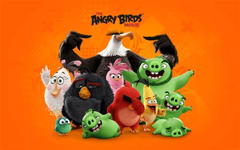 angry birds game hd wallpaper mytechshout